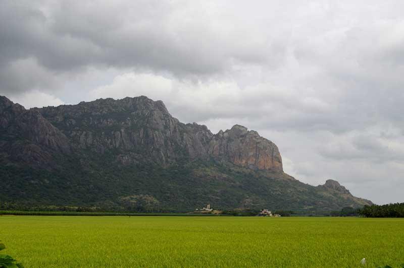 Kanyakumari mountain range