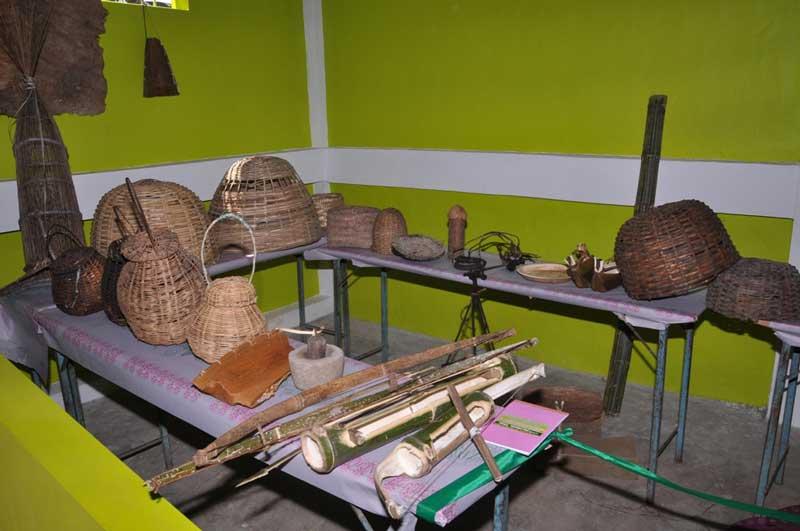 Tribal Festival 2013 exhibits