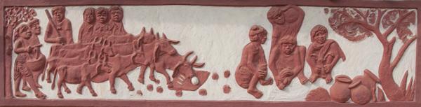 Sanyasi-Mural-booklet-2015---07-Sohrai-harvest-festival